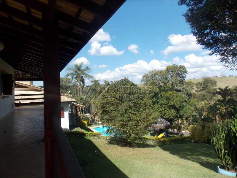 Varanda - Casa em Condomínio 7 quartos à venda Itatiba,SP - R$ 2.500.000 - FCCN70008 - 6