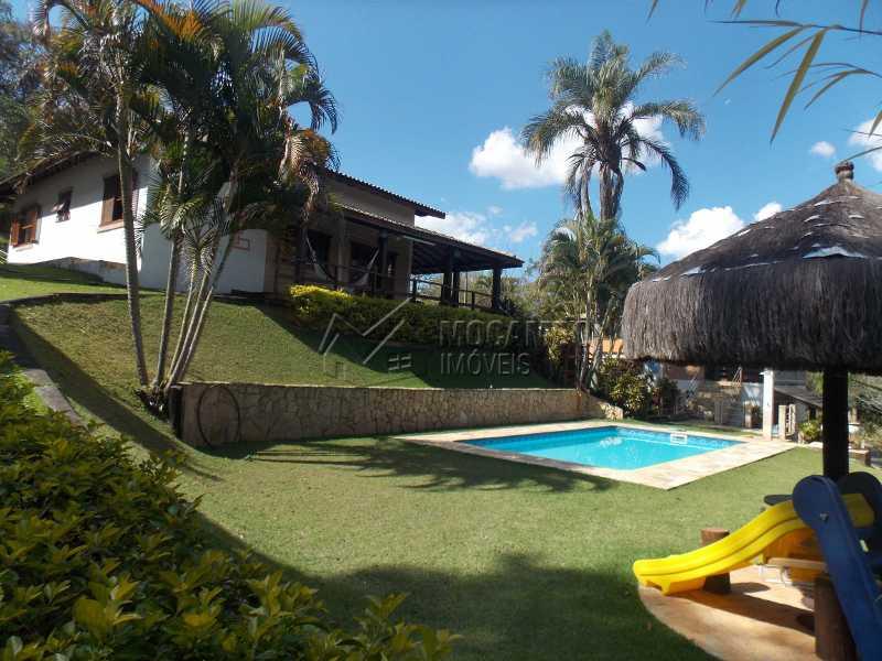 Piscina - Casa em Condomínio 7 quartos à venda Itatiba,SP - R$ 2.500.000 - FCCN70008 - 8
