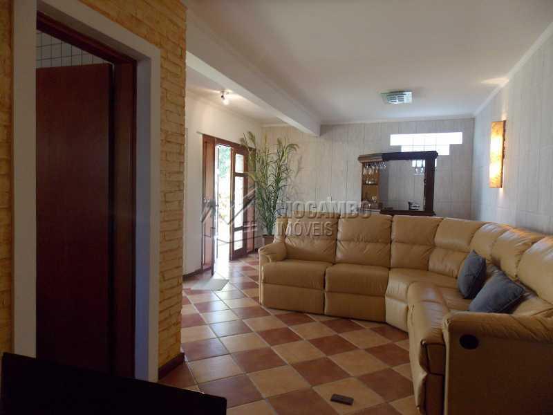 Sala - Casa em Condomínio 7 quartos à venda Itatiba,SP - R$ 2.500.000 - FCCN70008 - 10