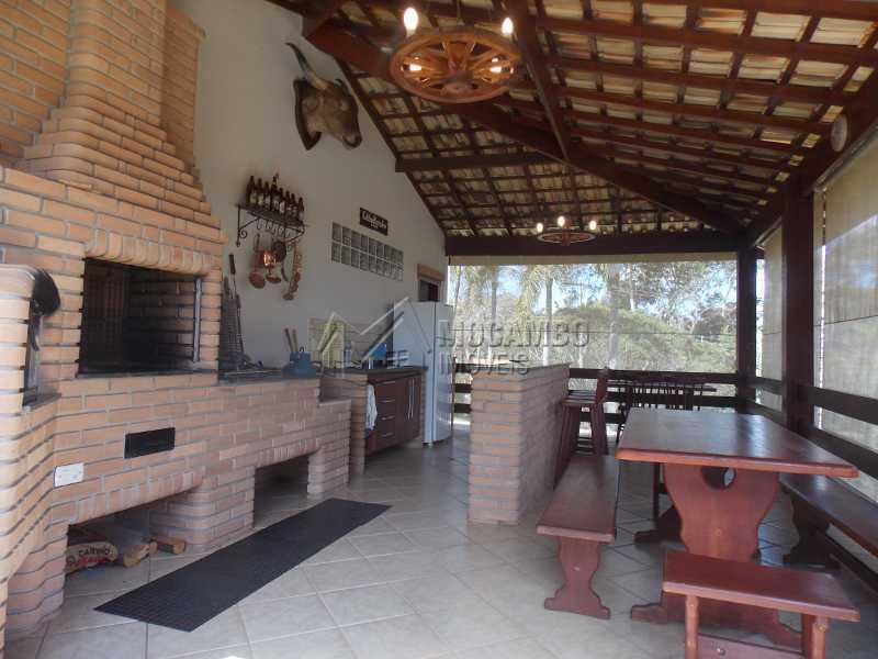Área gourmet - Casa em Condomínio 7 quartos à venda Itatiba,SP - R$ 2.500.000 - FCCN70008 - 13