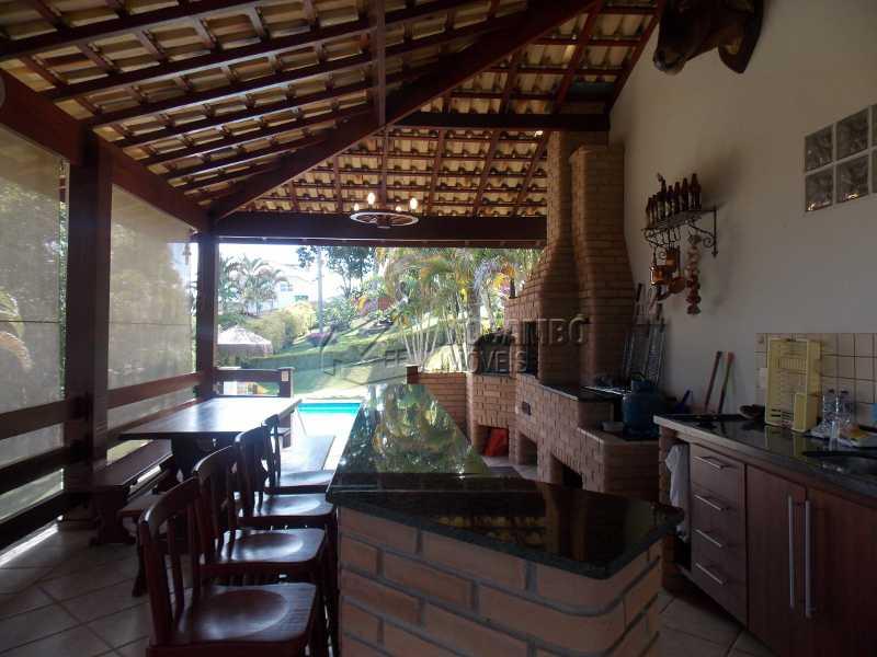 Área gourmet - Casa em Condomínio 7 quartos à venda Itatiba,SP - R$ 2.500.000 - FCCN70008 - 14
