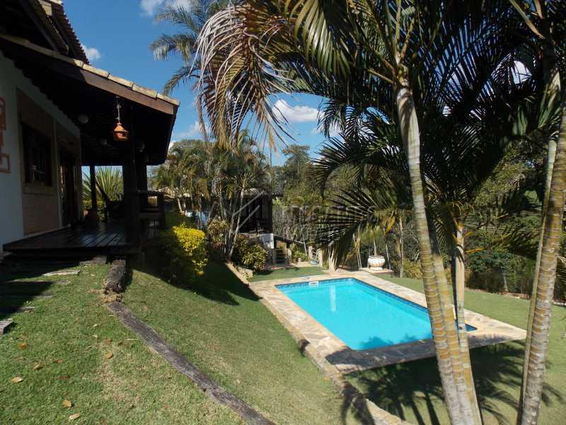 Piscina - Casa em Condomínio 7 quartos à venda Itatiba,SP - R$ 2.500.000 - FCCN70008 - 26