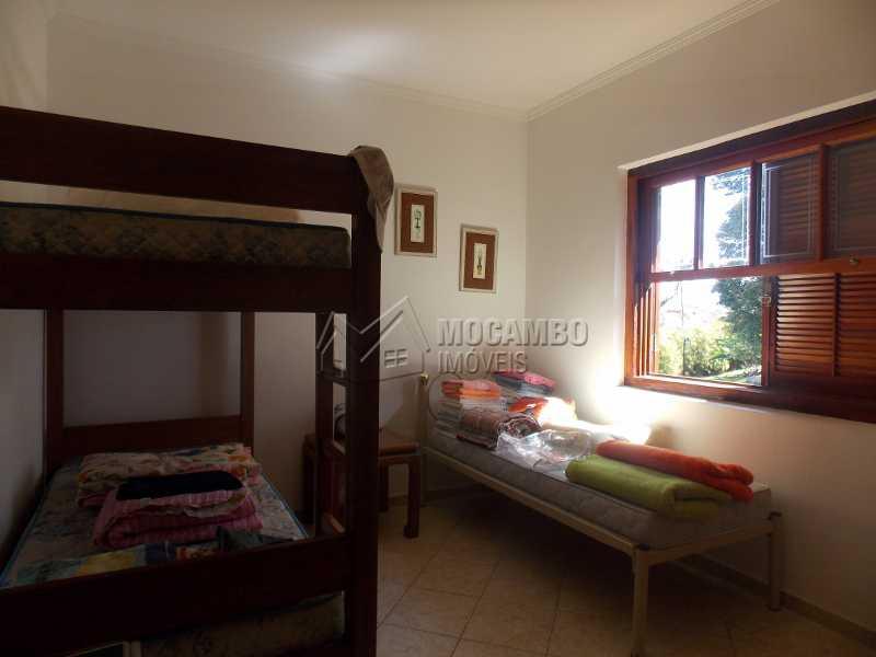 Dormitório 1 - Casa em Condomínio 7 quartos à venda Itatiba,SP - R$ 2.500.000 - FCCN70008 - 18
