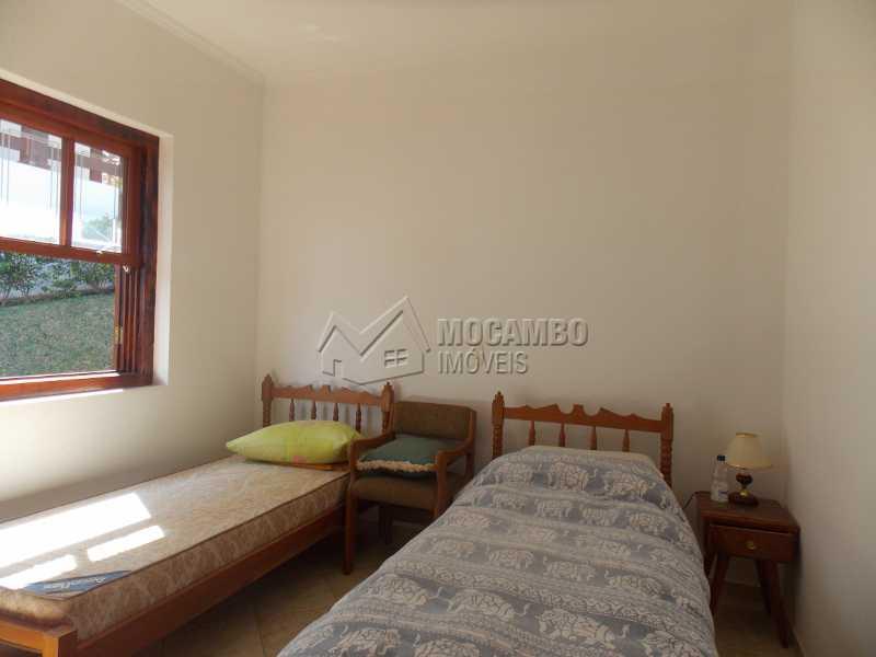Dormitório 2 - Casa em Condomínio 7 quartos à venda Itatiba,SP - R$ 2.500.000 - FCCN70008 - 19