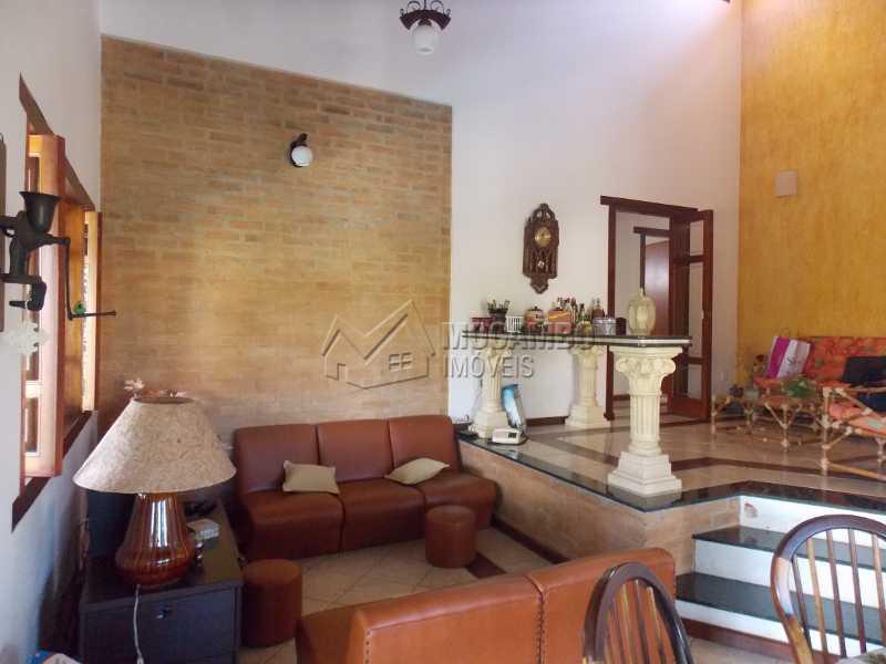 Sala de tv - Casa em Condomínio 7 quartos à venda Itatiba,SP - R$ 2.500.000 - FCCN70008 - 21