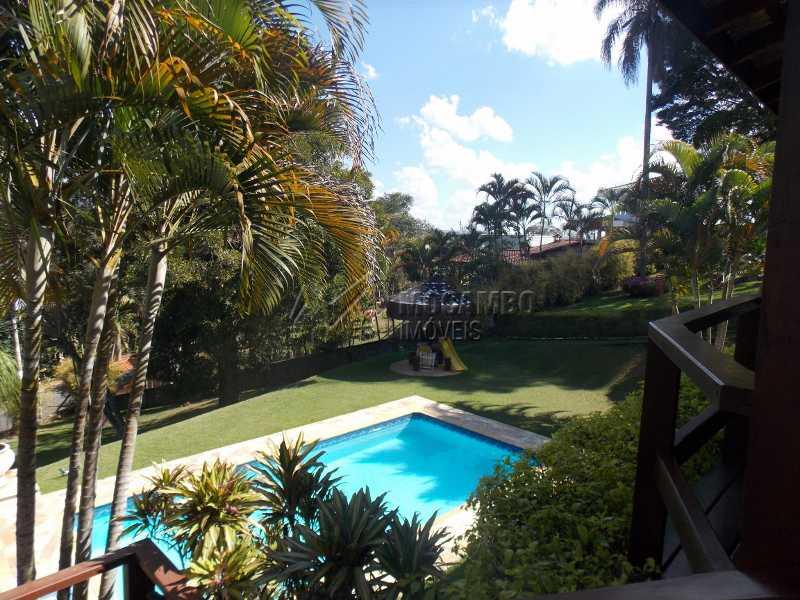 Piscina - Casa em Condomínio 7 quartos à venda Itatiba,SP - R$ 2.500.000 - FCCN70008 - 27