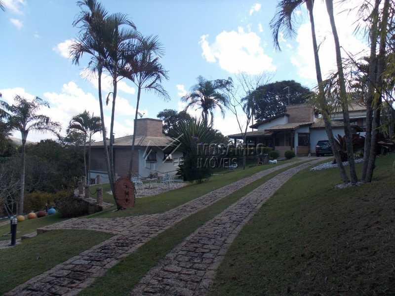 Área externa - Casa em Condomínio 7 quartos à venda Itatiba,SP - R$ 2.500.000 - FCCN70008 - 29