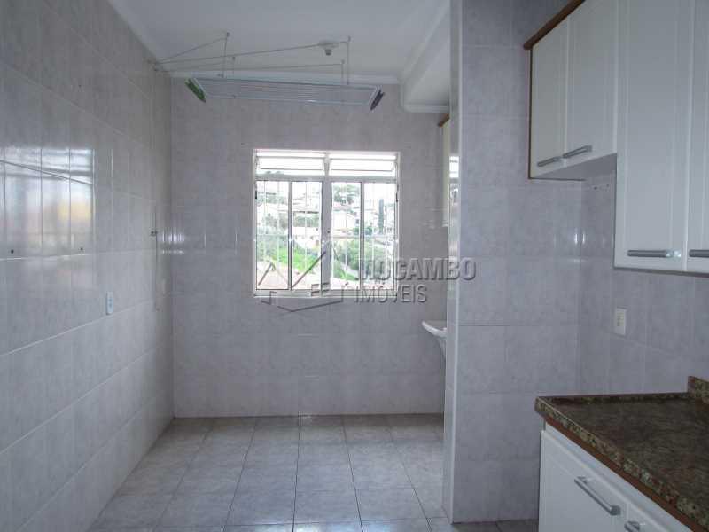Cozinha - Apartamento 2 quartos à venda Itatiba,SP - R$ 270.000 - FCAP20791 - 4