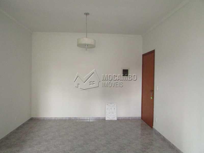 Sala dois ambientes - Apartamento 2 quartos à venda Itatiba,SP - R$ 270.000 - FCAP20791 - 5