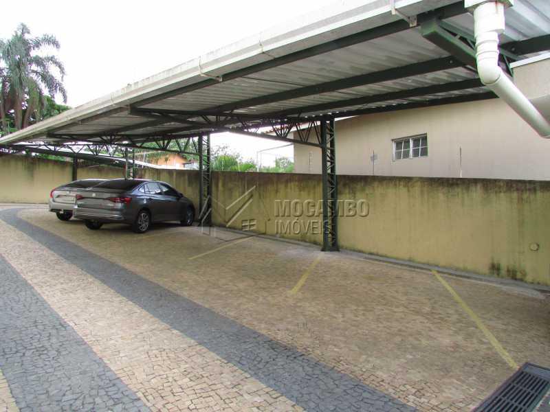 Vaga coberta - Apartamento 2 Quartos À Venda Itatiba,SP - R$ 270.000 - FCAP20791 - 11