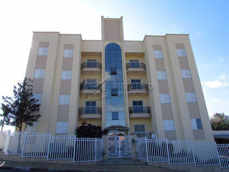 Edifício - Apartamento 2 Quartos À Venda Itatiba,SP - R$ 270.000 - FCAP20791 - 1