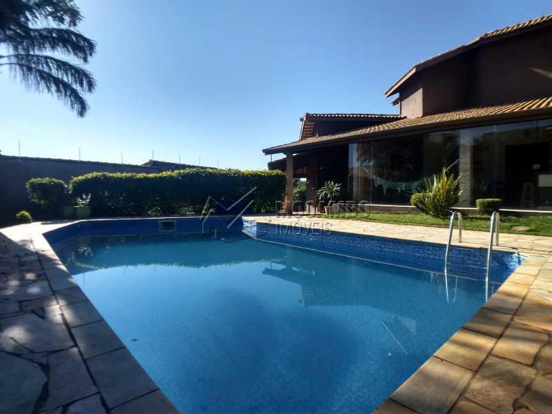 Área Externa - Chácara 1290m² à venda Itatiba,SP - R$ 850.000 - FCCH30103 - 6