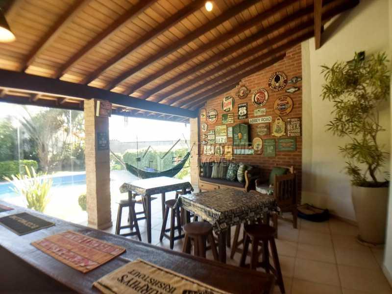 Espaço Gourmet - Chácara 1290m² à venda Itatiba,SP - R$ 850.000 - FCCH30103 - 21
