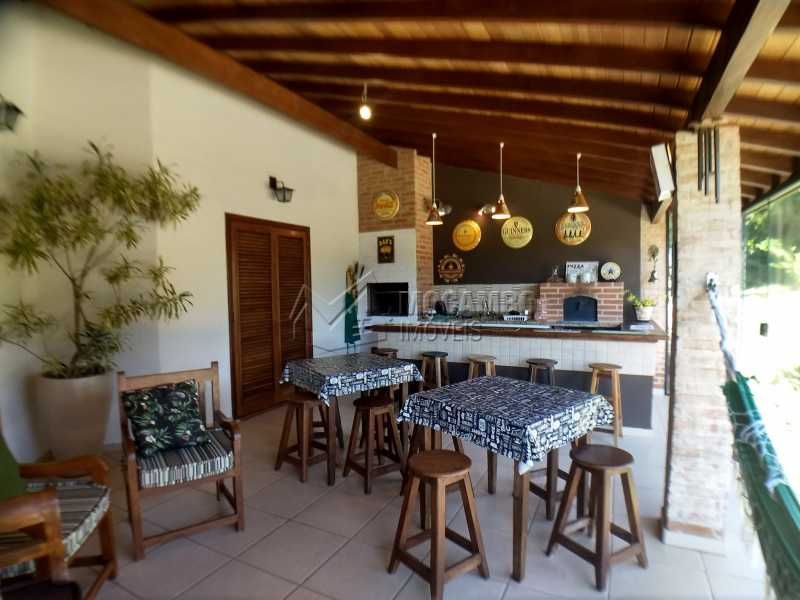 Espaço Gourmet - Chácara 1290m² à venda Itatiba,SP - R$ 850.000 - FCCH30103 - 22