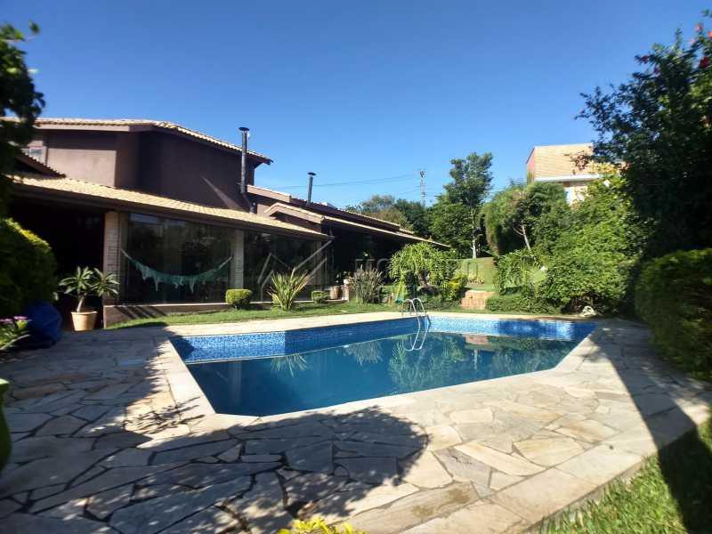 Área Externa - Chácara 1290m² à venda Itatiba,SP - R$ 850.000 - FCCH30103 - 7