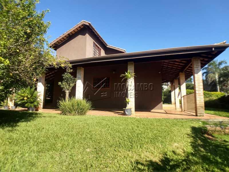 Área Externa - Chácara 1290m² à venda Itatiba,SP - R$ 850.000 - FCCH30103 - 5