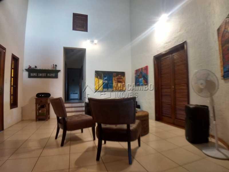 Sala de Estar - Chácara 1290m² à venda Itatiba,SP - R$ 850.000 - FCCH30103 - 11