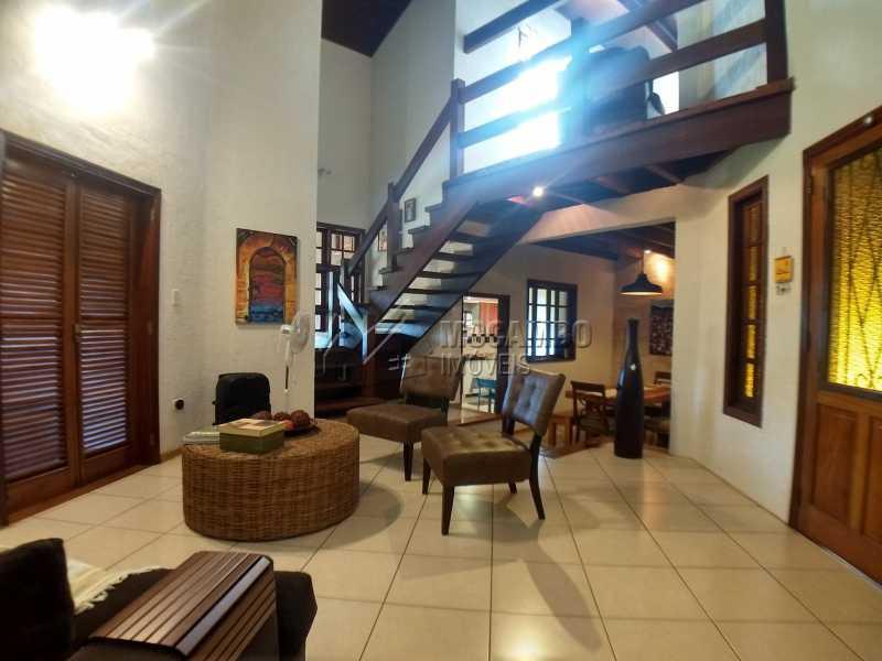Sala de Estar - Chácara 1290m² à venda Itatiba,SP - R$ 850.000 - FCCH30103 - 10