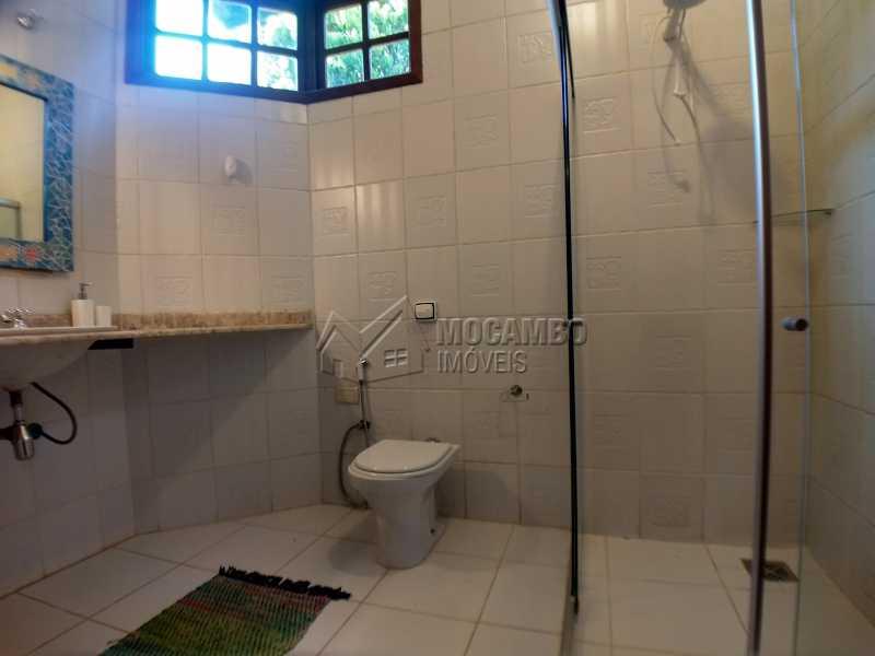 Banheiro Social - Chácara 1290m² à venda Itatiba,SP - R$ 850.000 - FCCH30103 - 17