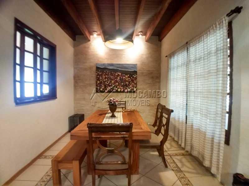 Sala de Jantar - Chácara 1290m² à venda Itatiba,SP - R$ 850.000 - FCCH30103 - 12
