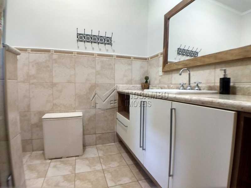 Banheiro Suíte - Chácara 1290m² à venda Itatiba,SP - R$ 850.000 - FCCH30103 - 18