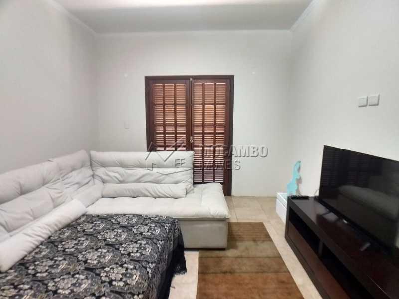 Sala de TV - Chácara 1290m² à venda Itatiba,SP - R$ 850.000 - FCCH30103 - 13