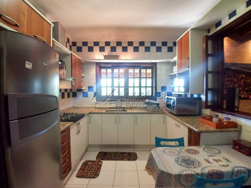 Cozinha - Chácara 1290m² à venda Itatiba,SP - R$ 850.000 - FCCH30103 - 14