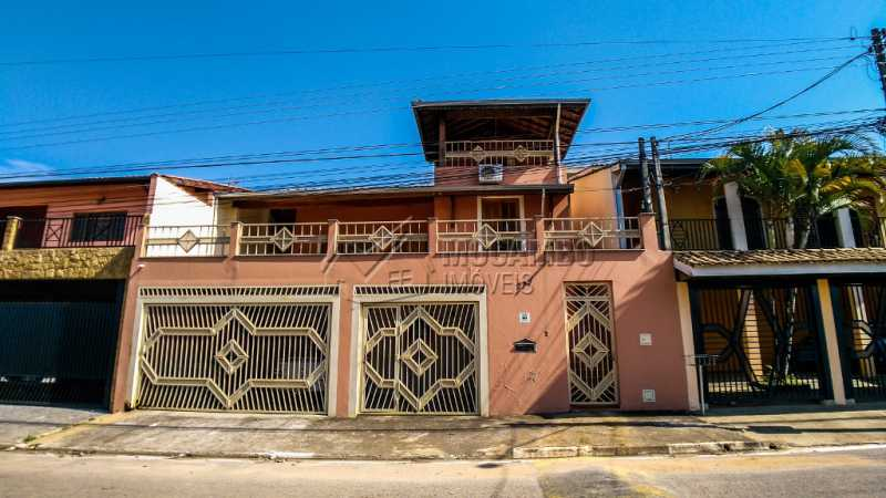 Fachada - Casa À Venda - Giardino D´ Itália - Itatiba - SP - FCCA31111 - 3