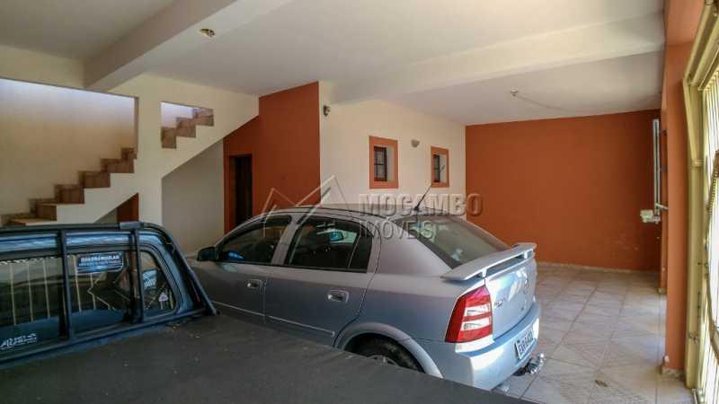 Garagem 3 Carros - Casa À Venda - Giardino D´ Itália - Itatiba - SP - FCCA31111 - 8