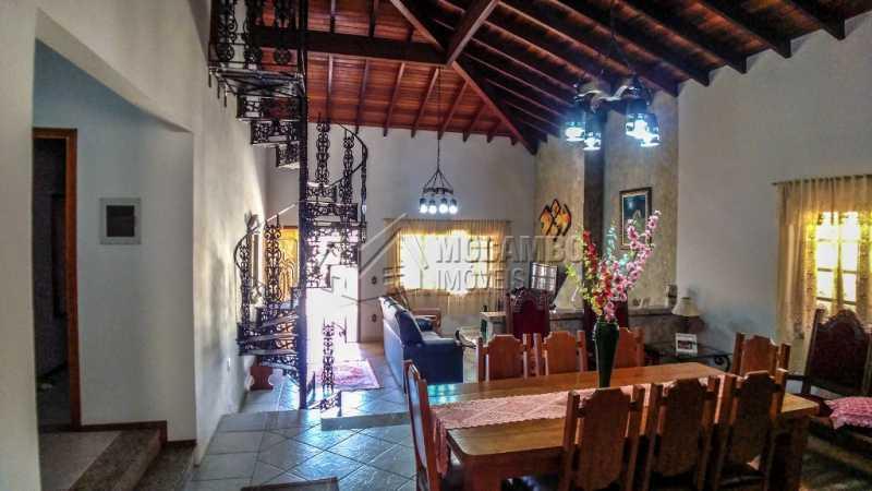 Sala de Jantar - Casa À Venda - Giardino D´ Itália - Itatiba - SP - FCCA31111 - 11