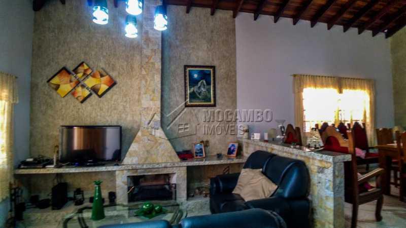 Lareira - Casa À Venda - Giardino D´ Itália - Itatiba - SP - FCCA31111 - 12