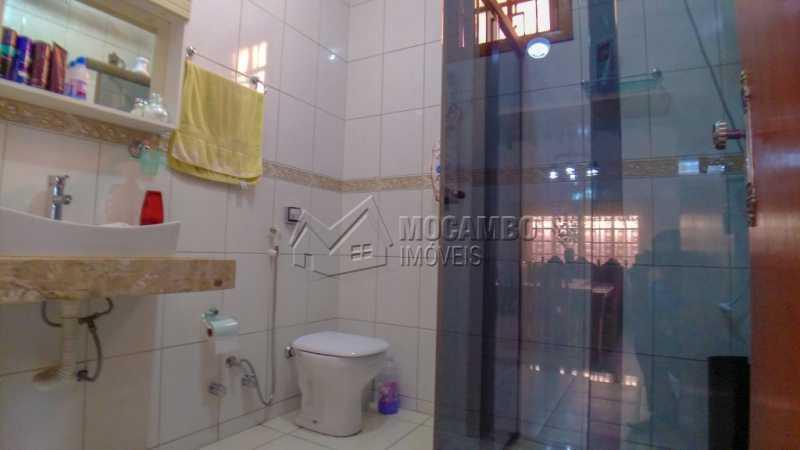 Banheiro Social - Casa À Venda - Giardino D´ Itália - Itatiba - SP - FCCA31111 - 16