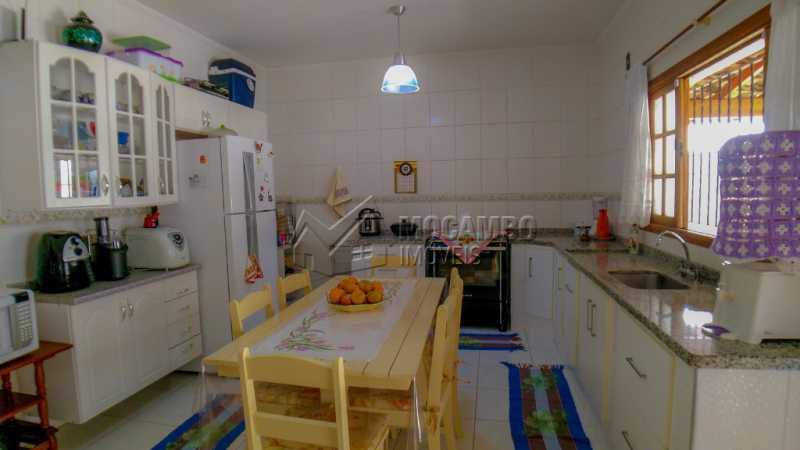 Cozinha Planejada - Casa À Venda - Giardino D´ Itália - Itatiba - SP - FCCA31111 - 4