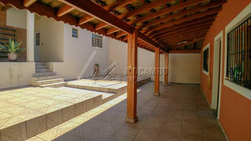 Quintal - Casa À Venda - Giardino D´ Itália - Itatiba - SP - FCCA31111 - 22