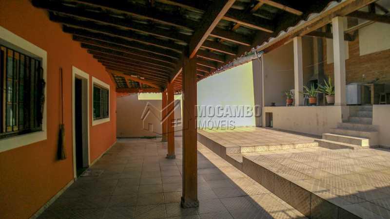 Quintal - Casa À Venda - Giardino D´ Itália - Itatiba - SP - FCCA31111 - 23