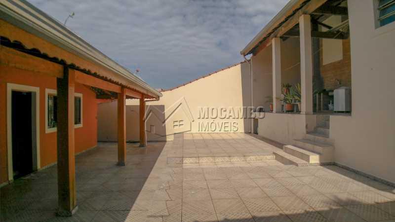 Quintal - Casa À Venda - Giardino D´ Itália - Itatiba - SP - FCCA31111 - 24