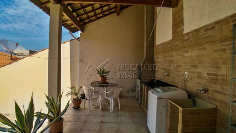 Área Gourmet - Casa À Venda - Giardino D´ Itália - Itatiba - SP - FCCA31111 - 25