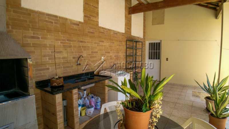 Área Gourmet - Casa À Venda - Giardino D´ Itália - Itatiba - SP - FCCA31111 - 26