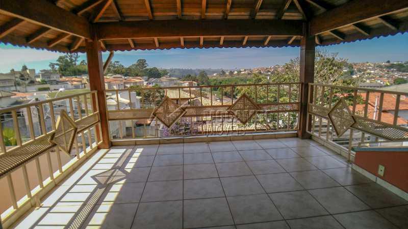 Sacada com Linda Vista - Casa À Venda - Giardino D´ Itália - Itatiba - SP - FCCA31111 - 27