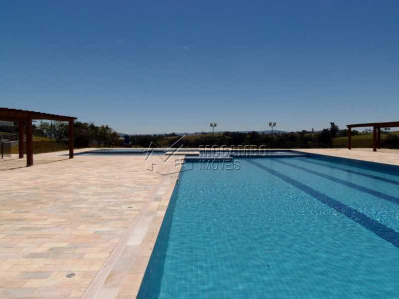 Piscina  - Terreno À Venda no Condomínio Reserva Santa Rosa - Jardim Arizona - Itatiba - SP - FCUF01095 - 10