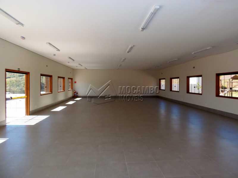 Salão de Festas - Terreno À Venda no Condomínio Reserva Santa Rosa - Jardim Arizona - Itatiba - SP - FCUF01095 - 13