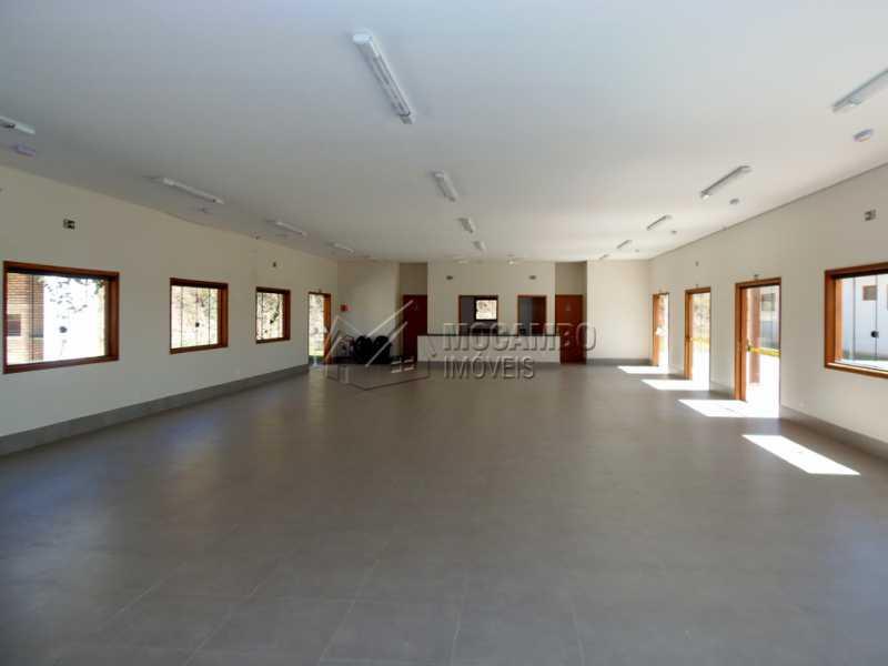 Salão de Festas - Terreno À Venda no Condomínio Reserva Santa Rosa - Jardim Arizona - Itatiba - SP - FCUF01095 - 14