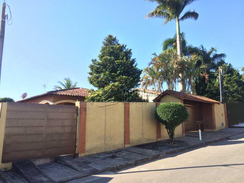 Fachada - Chácara 1000m² à venda Itatiba,SP - R$ 850.000 - FCCH30104 - 26