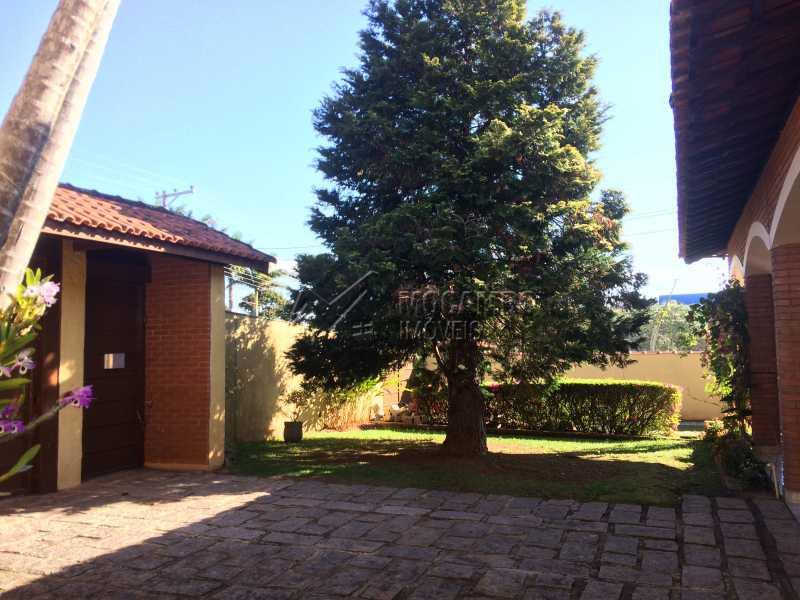 Garagem - Chácara 1000m² à venda Itatiba,SP - R$ 850.000 - FCCH30104 - 4