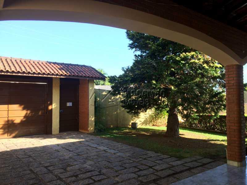 Garagem - Chácara 1000m² à venda Itatiba,SP - R$ 850.000 - FCCH30104 - 3