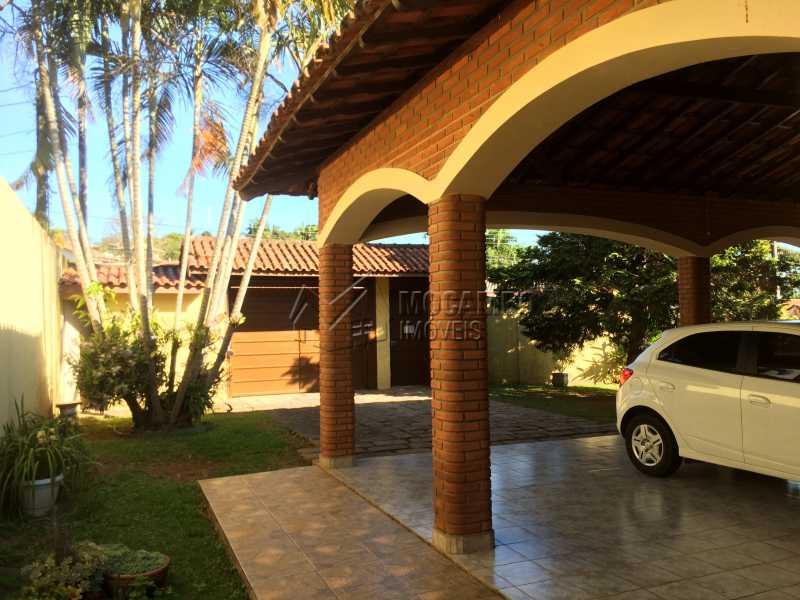 Garagem - Chácara 1000m² à venda Itatiba,SP - R$ 850.000 - FCCH30104 - 5