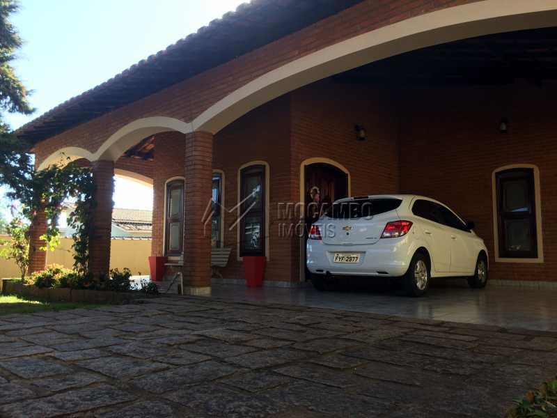 Frente - Chácara 1000m² à venda Itatiba,SP - R$ 850.000 - FCCH30104 - 6