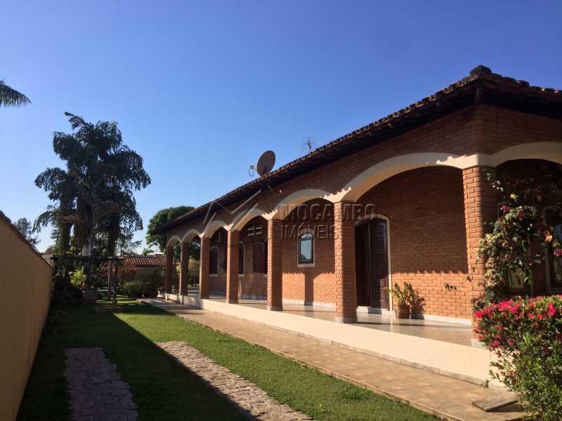 Varanda - Chácara 1000m² à venda Itatiba,SP - R$ 850.000 - FCCH30104 - 1