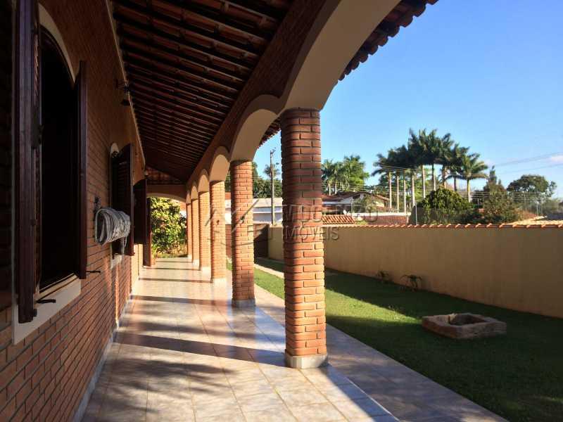 Varanda - Chácara 1000m² à venda Itatiba,SP - R$ 850.000 - FCCH30104 - 7