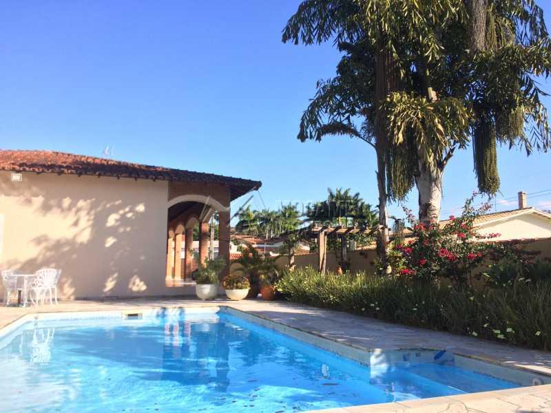 Piscina - Chácara 1000m² à venda Itatiba,SP - R$ 850.000 - FCCH30104 - 14